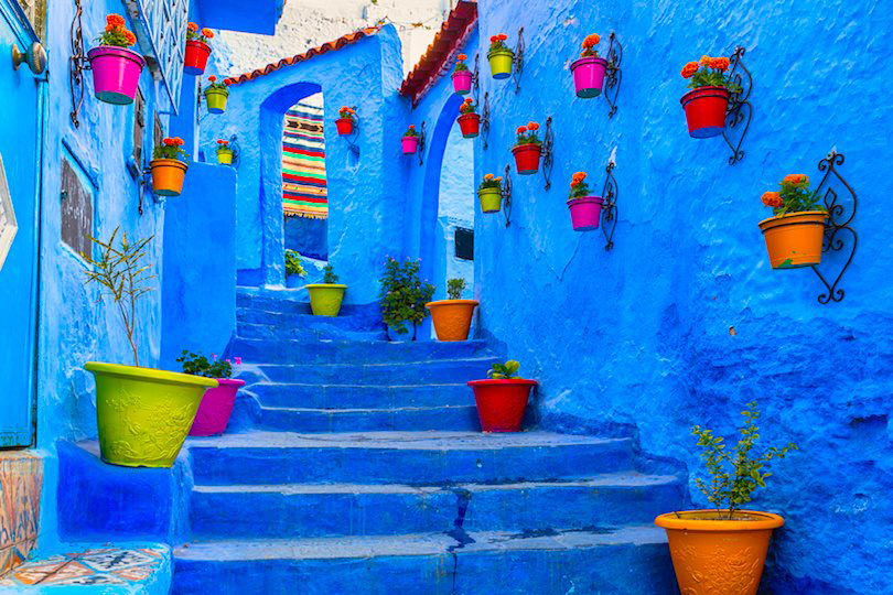 CHEFCHAOUEN-in-MAROCCO